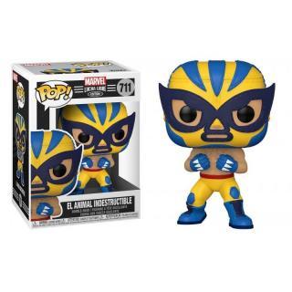 Funko POP Marvel: Luchadores - Wolverine [HRAČKA]